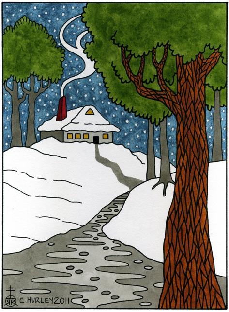 2012 Annual Card Art