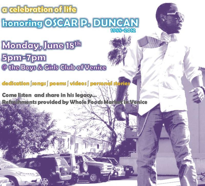 Oscar Celebration Invite