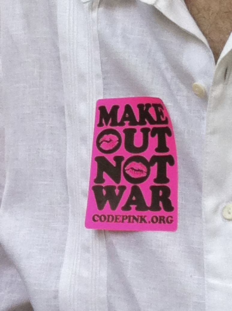 Code Pink Strikes Again!
