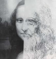 Leonardo and Mona