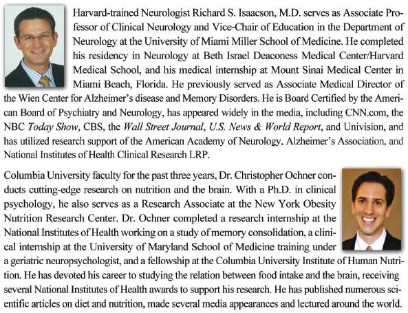 Dr. Isaacson & Dr. Ochner