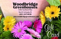 Woodbridge Greenhouse Gift Card