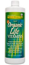 Gillham Organic Life Liquid Vitamins