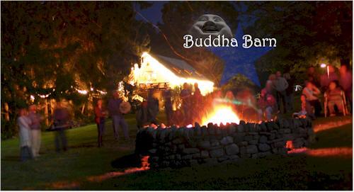 Buddha Barn Image