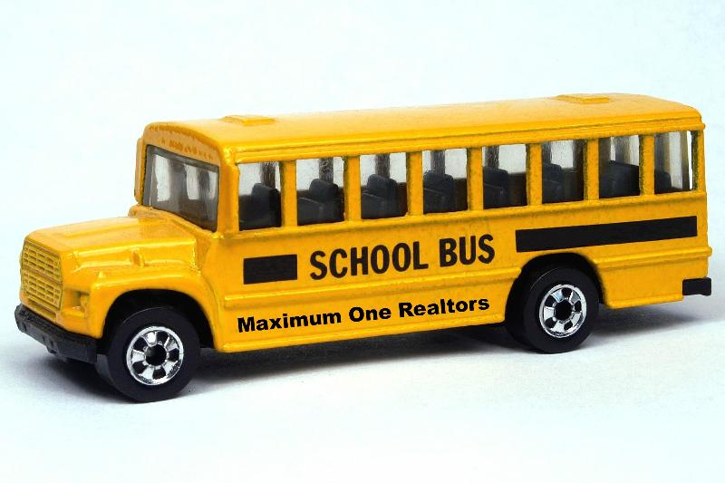 Back to School with Maximum One Realtors