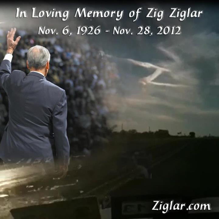Zig Ziglar RIP