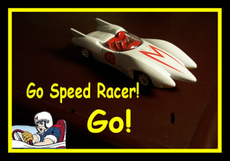 Speed Racer at Maximum One Realty