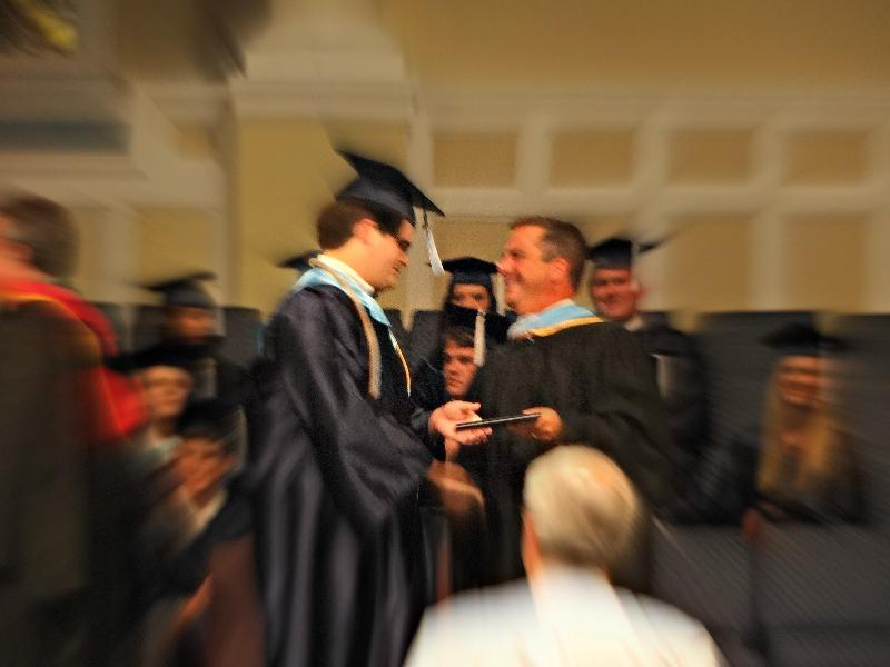Graduation Celebration 2013