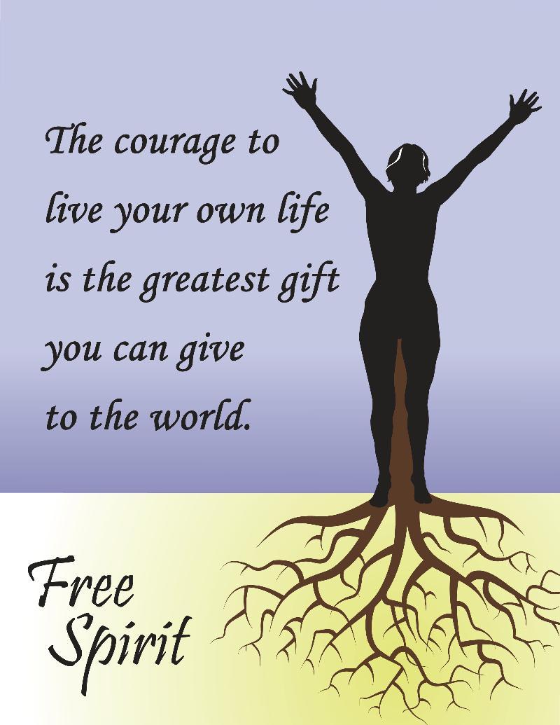 free spirit poster