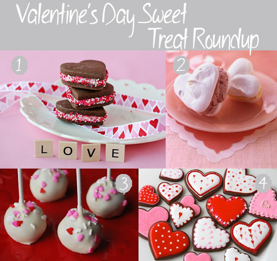valentines day sweets treats - Valentines Day Sweets