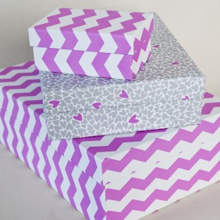 Hearts Smock boxes