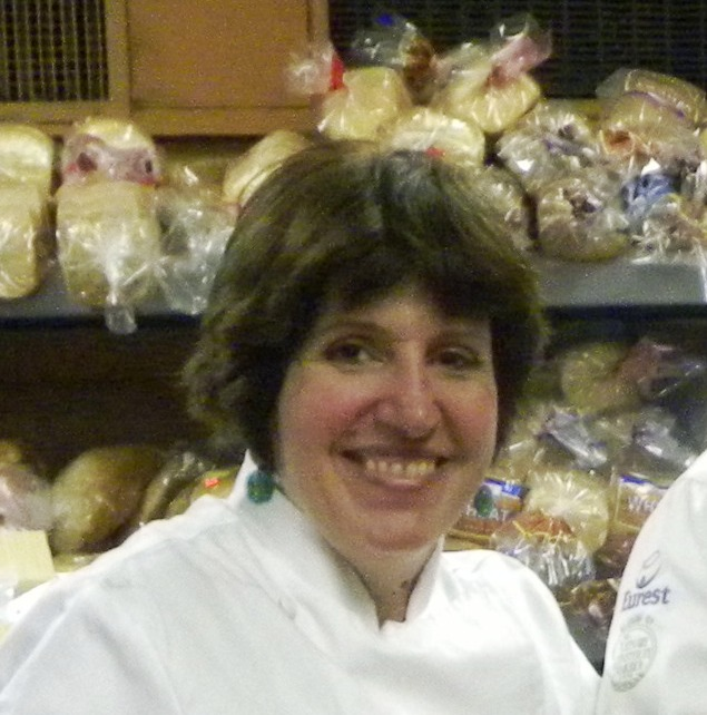 Leslie Harding as Chef