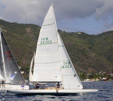Diva sailing