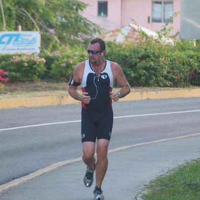 Andrew racing