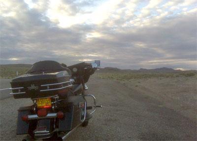 In the desert photo
