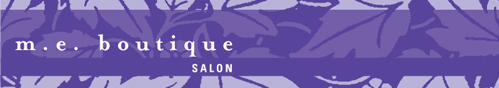 m.e. boutique salon