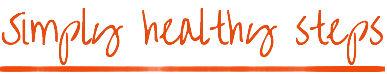 Simply healthy steps