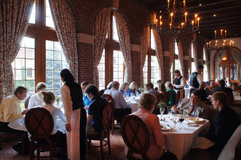 Lunch Tour At The Culinary Institute Of America