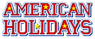 American Holidays logo