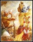 Krishna Arjuna Conchshells