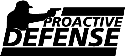 Proactive Defense rectangle logo
