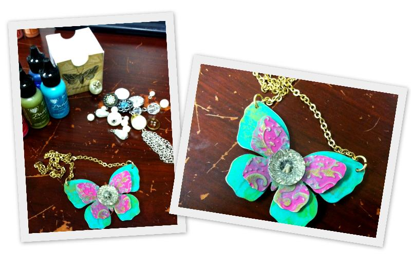 6-12-12 butterfly necklace