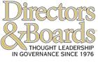 Directors & Boards
