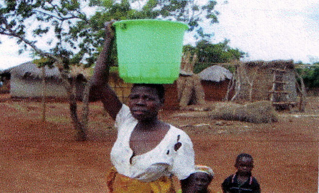 Uganda Children's Homes Buckets of Hope