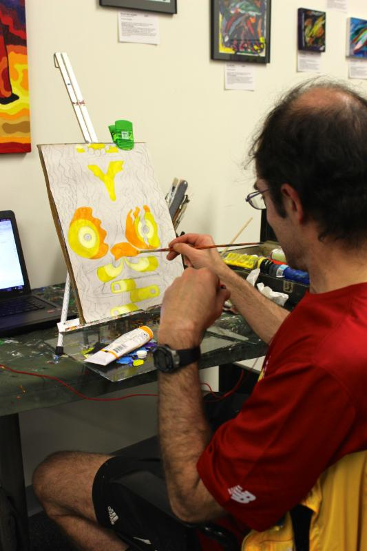 Artists In Action November 22nd Aane >> Aane Artist Collaborative Open House Artists In Action