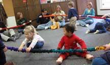 Early Childhood Music Class