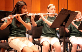 Middle School Band Camp
