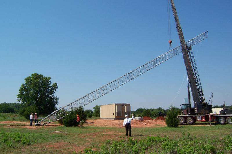 2004 Craig Beeby Tower Construction