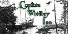 Captain Whidbey Inn Logo