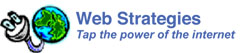 Web Strategies - Tap the Power of the Internet