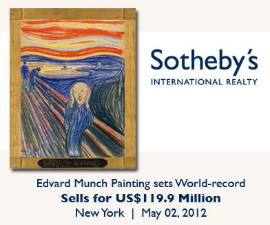 Edvard Munch Painting sets World-record Edvard Munch Painting sets World-record