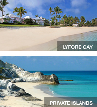 LYFORD CAY - PRIVATE ISLANDS
