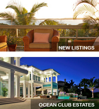 NEW LISTINGS - OCEAN CLUB ESTATES