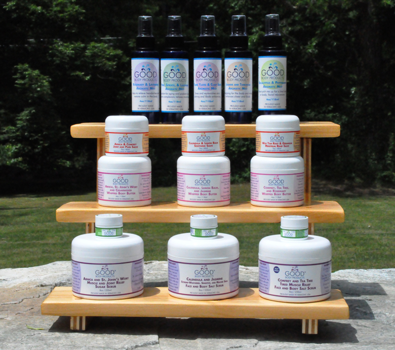Good Body Products—organic and natural