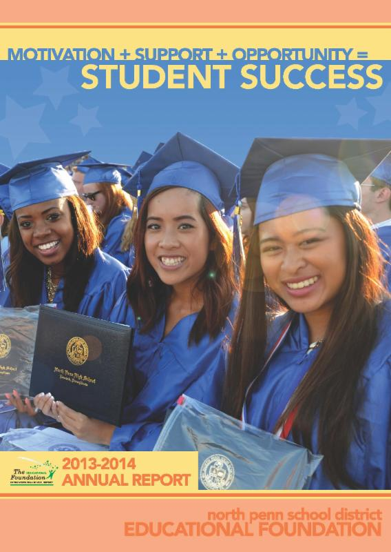NPSD Educational Foundation September 2014 The mission of the