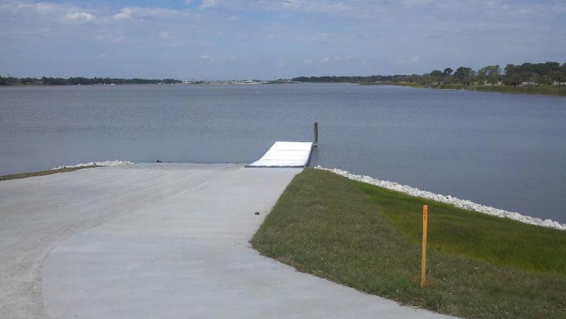 benderson public boat ramp