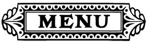 menu motif