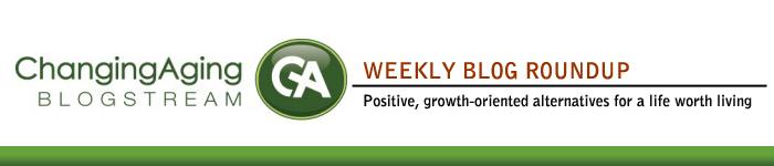 ChangingAging Weekly Banner