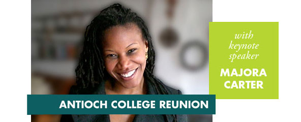 Antioch College Reunion