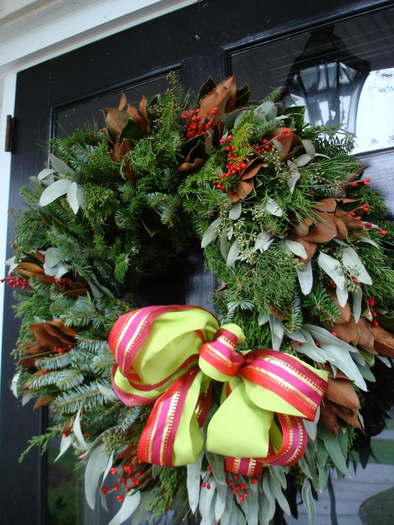 12/11 wreath