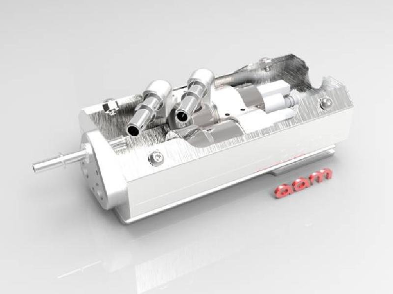 S Line Fuel System Render