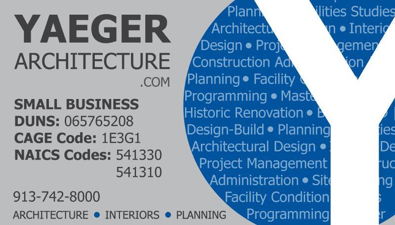 Yaeger Architecture