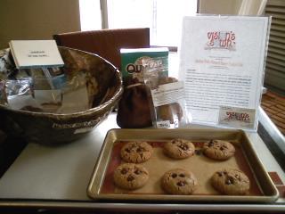 Vision's Sown cookies