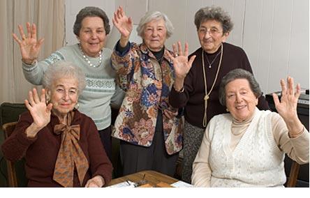 Allegany County Seniors