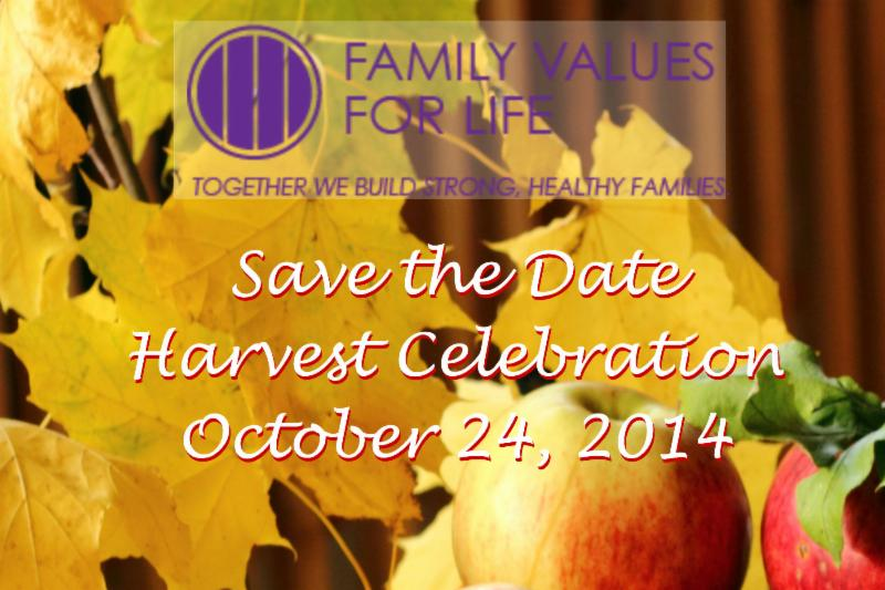 2014 Harvest Festival Save-the-Date