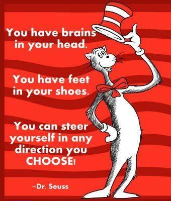 Dr. Seuss -Direction